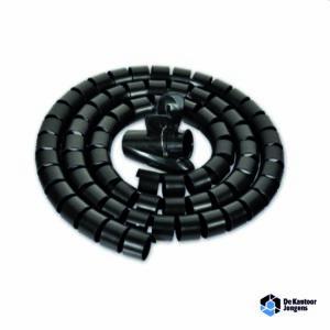 Kabelslang zwart
