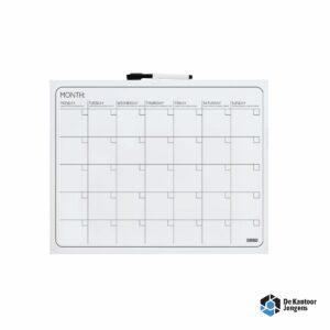 Magnetisch maandplanner