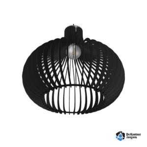 Decowood Hanglamp H1 Zwart