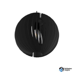 Decowood Hanglamp Orb Zwart