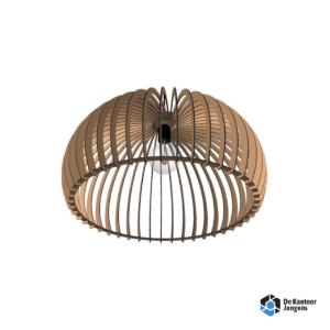 Decowood Hanglamp H2 Bruin
