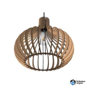 Decowood Hanglamp H1 Bruin