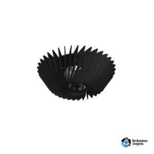 Decowood Plafondlamp Orb Zwart