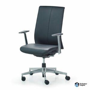 Ledere bureaustoel voor managers