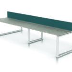 bench scherm